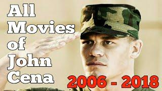 John Cena All Movies (2006 - 2018)