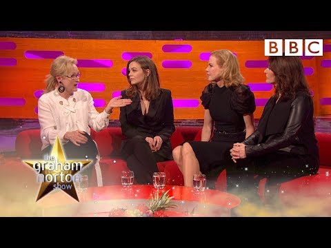 Meryl Streep, Carey Mulligan and Nicole Kidman discuss women's rights - BBC