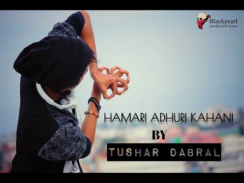Amazing Finger Tutting Dance | TUSHAR DABRAL | New Video 2017 | UK ( dehradun )
