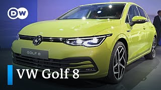 Traditionell: Weltpremiere VW Golf 8 | Motor mobil
