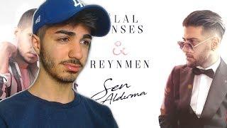 GERMAN REACTION ! Bilal Sonses & Reynmen - Sen Aldırma (Çare Gelmez) - Reaktion / Cover Resimi