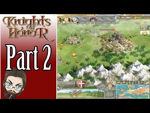 Let's Play Knights of Honor - Part 2