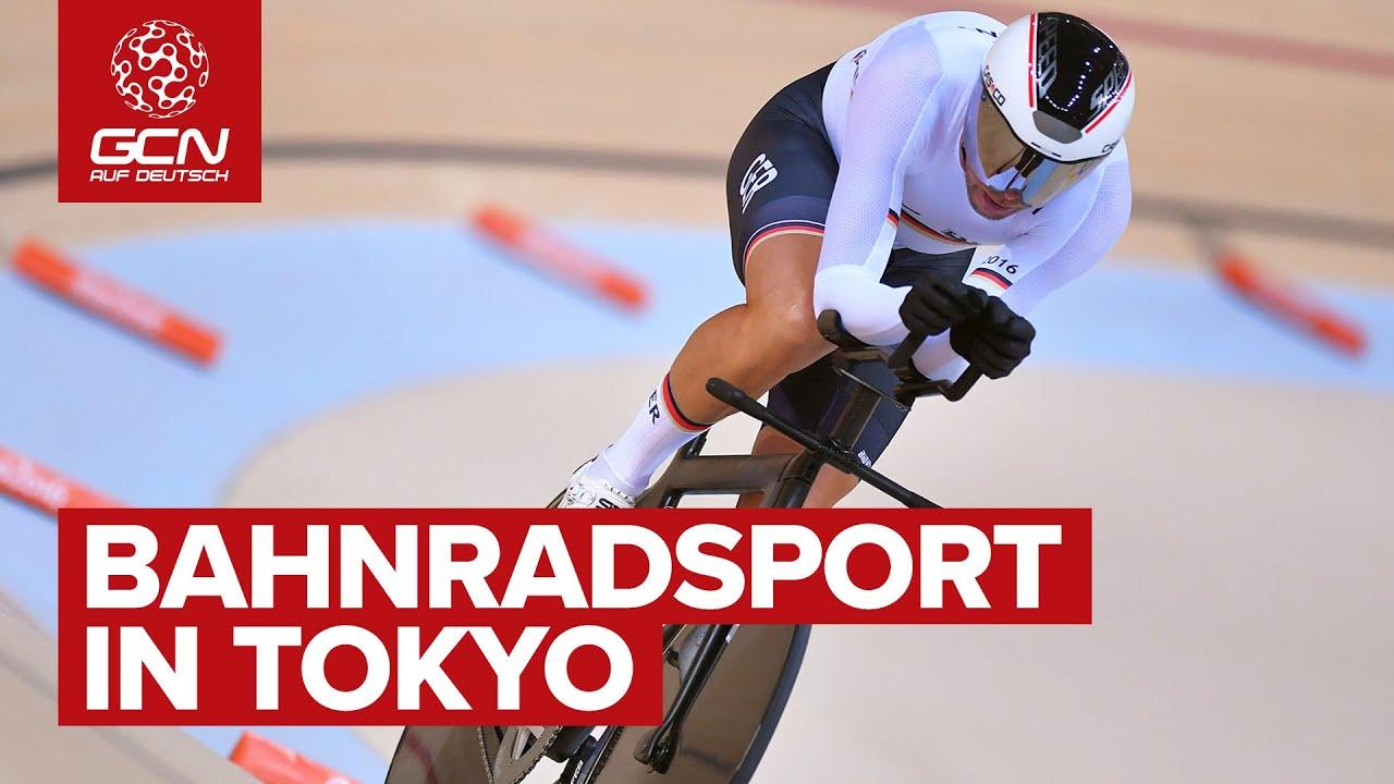 Bahnradsport erklärt - Tokyo - Wettbewerbe - Regeln - Hoffnungen: alles rund um das Velodrome!