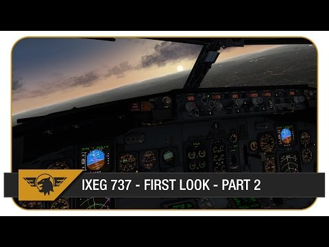 IXEG 737-300 Making It Work in X-Plane 11 + Whats The Douchiest Sport?