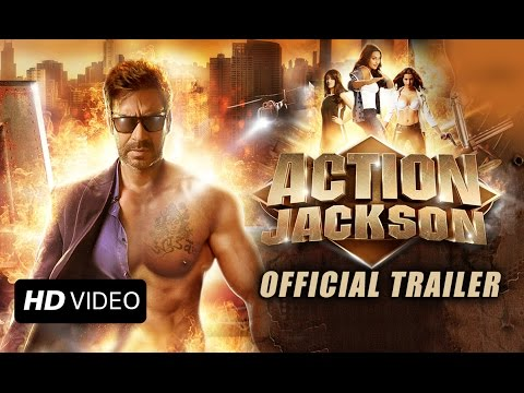 Action Jackson (Uncut Official Trailer) | Ajay...