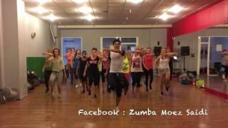 Yo Voy Pa Encima - Luis Enrique | Zumba Fitness Choreography by Moez Saidi