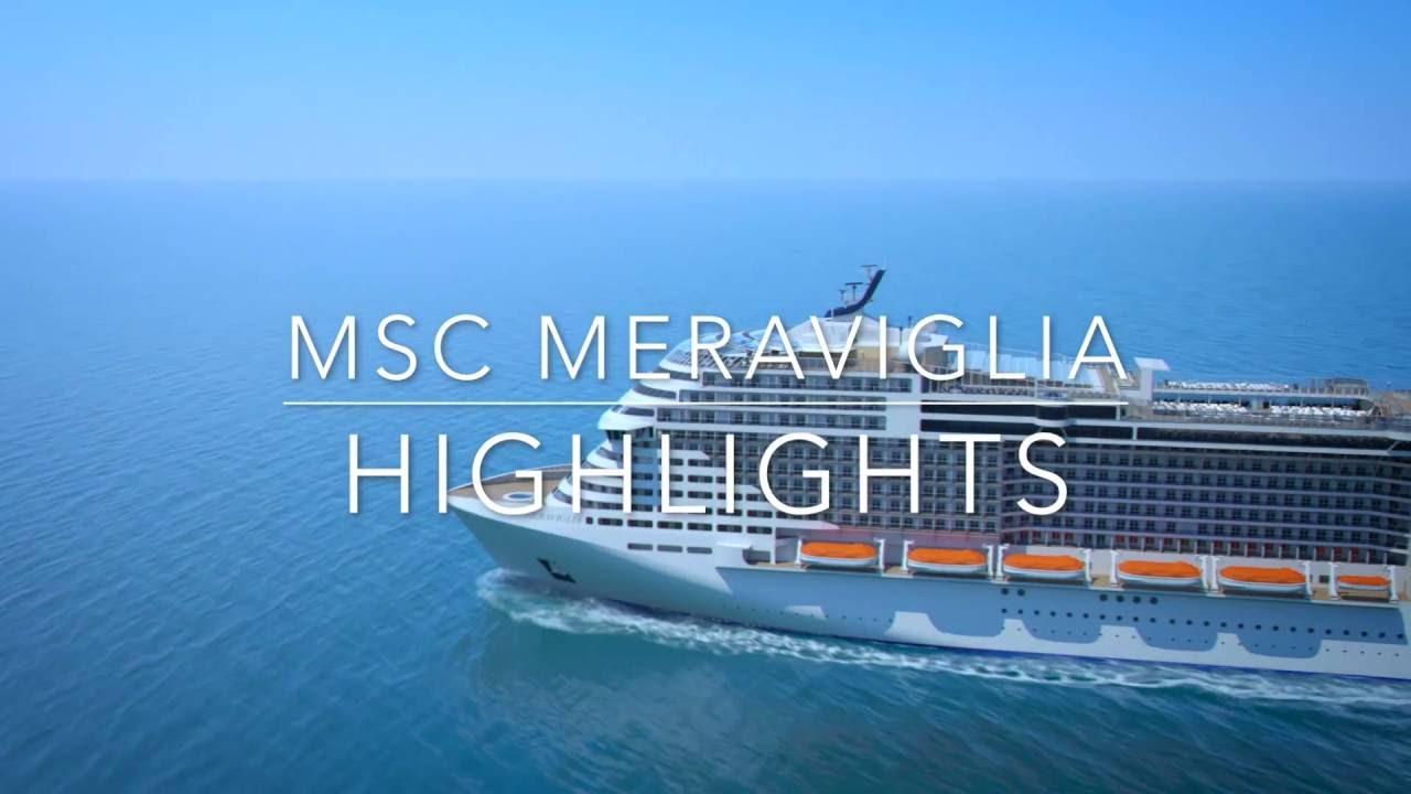 Msc meraviglia renderings rundgang und highlights youtube for Msc meraviglia wikipedia
