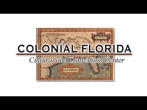 ¿Qué será el Colonial Florida Cultural and Convention Center?