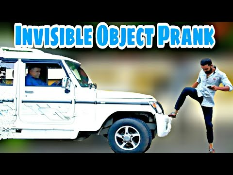 Invisible Object Prank – Car Accident Prank – Prank In India – Latest Pranks 2017 – Funny Pranks