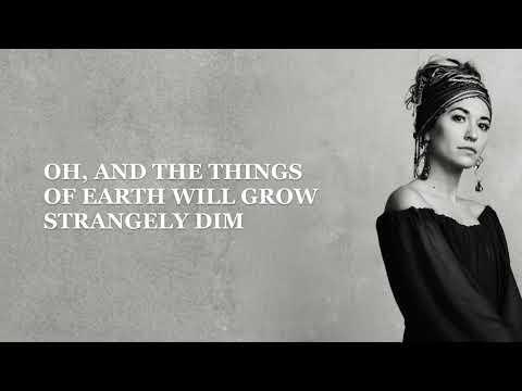 Turn Your Eyes Upon Jesus (Lyric Video) - Lauren Daigle