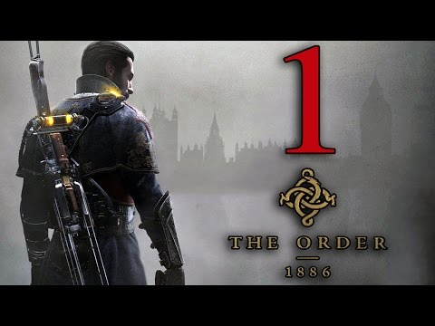 THE ORDER: 1886 [Walkthrough Gameplay ITA HD - PARTE 1] - Prologo: Sotto Tortura