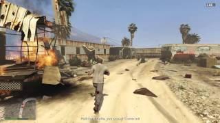 GTA V - Mr Philips ( No Survivors ) PS4