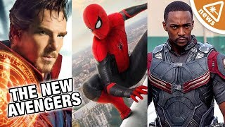 """Who Will Be the """"New Avengers"""" Post Endgame? (Nerdist News w/ Amy Vorpahl)"""