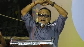 Radha Ravi Blasts Kamal &Rajini Left ,right &Center in Politics | nba 24x7