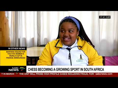 Chess becoming a growing sport in South Africa