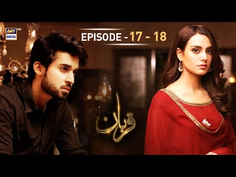 Qurban Episode 17 & 18 - 15th January 2018 - ARY Digital Drama