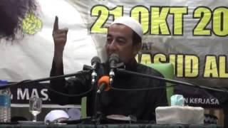 Ustaz Azhar Idrus - Kuliah Khas & Soal Jawab