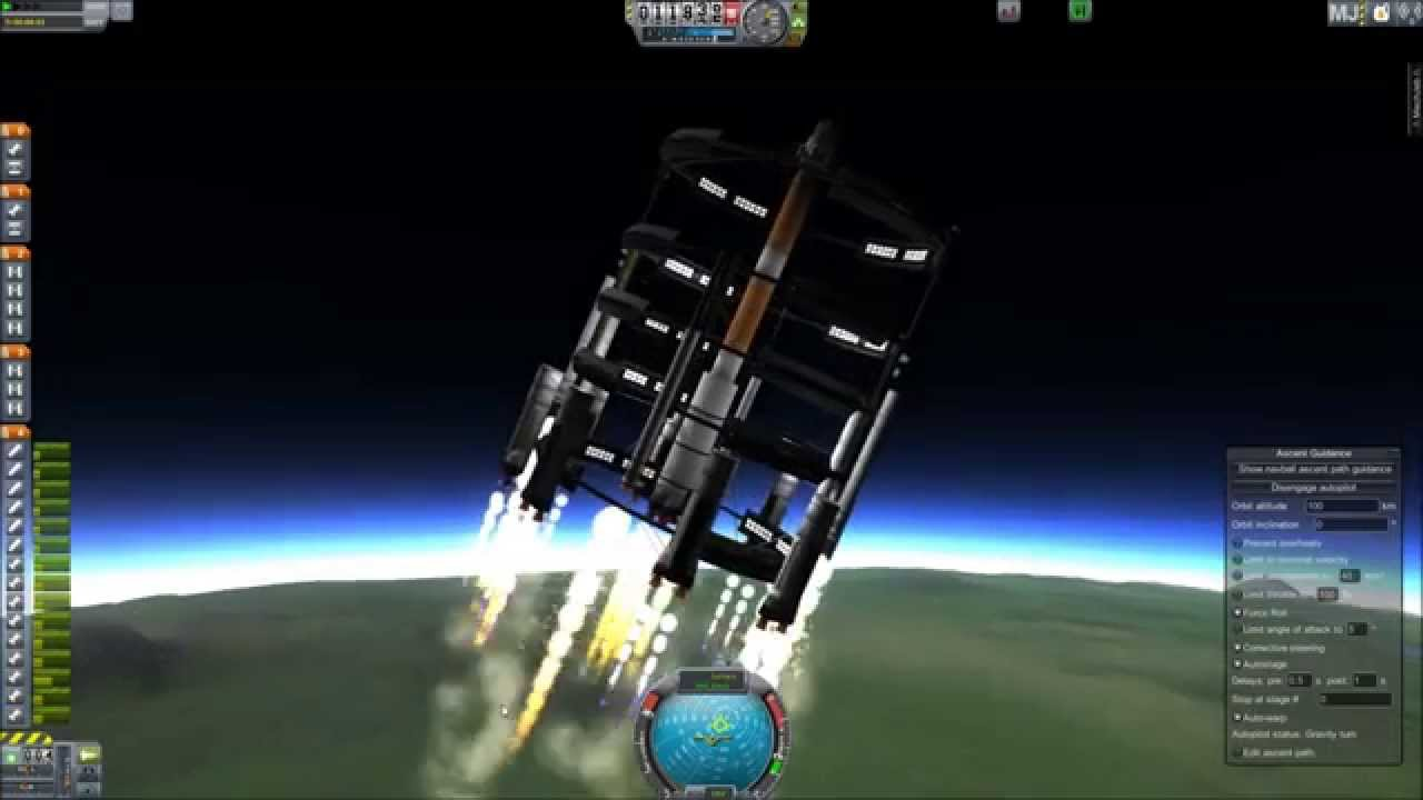 kerbal space program docking-#5