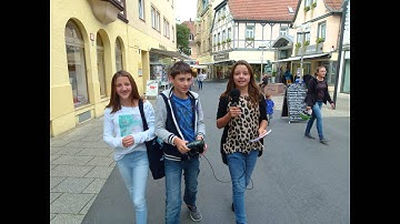 "Die ""Bad Kissingen-Ferienreporter"" - Universum Kinopalast"