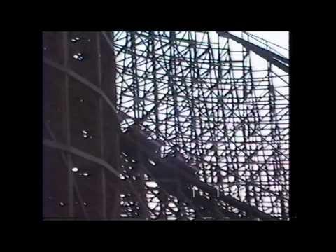 Wildcat Wooden Roller Coaster On-Ride POV Hersheypark 1996