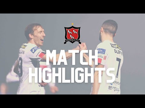 HIGHLIGHTS | Athlone Town 0-11 Dundalk FC | November 29th 2020