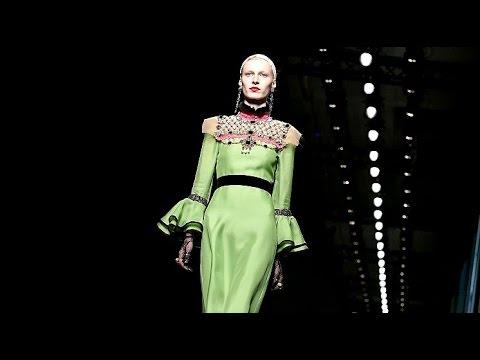Gucci | Fall Winter 2016/2017 Full Fashion Show | Exclusive