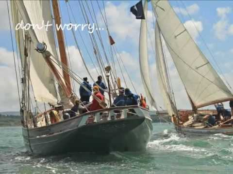 Sail Training with The Island Trust Pegasus, Moosk and Tectona