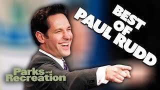 Best of Paul Rudd | Parks and Recreation | Comedy Bites
