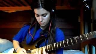 Andy James Guitar Academy Dream Rig Competition - Maru Martinez