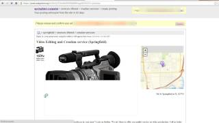 How to Start Craigslist Posting for Business