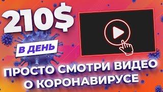 Готовая схема Заработок на просмотре видео Ютуб - Получить деньги без вложений