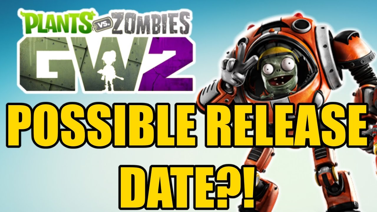 Delightful Plants Vs Zombies Garden Warfare 2   Possible Release Date?! Pictures Gallery