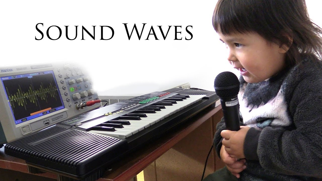 Science with Rina  Sound Waves  How they are created