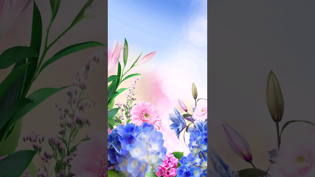 Samsung Themes Animated Wallpaper Butterflies Youtube