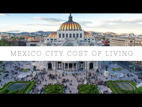 Cost of Living in Mexico City: Quick Condesa Apartment Tour