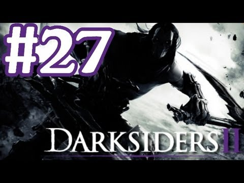 Darksiders 2 Gameplay Walkthrough Part 27 With Commentary - Animus Stone 2