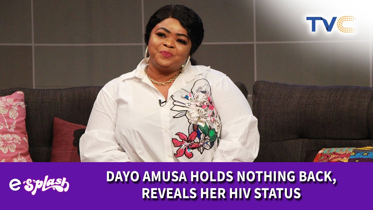 Download Why I Revealed My HIV Status Online  - Nollywood Actor, Dayo Amusa