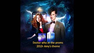 Doctor who at the proms 2010- Amy