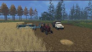 Farming Simulator 15.Курай.Стрим-кооп.Тест 3