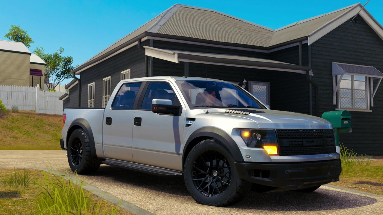 Ford F150 Shelby 2017 >> Forza Horizon 3| 2013 FORD F-150 SVT RAPTOR SHELBY [Street Truck] - YouTube