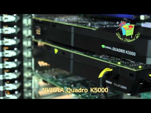Deva's Natural, Intel Core i7 3970X, 64 GB DDR3,Quadro K5000, Tesla C2075, SSD ,4 TB and Zero Client