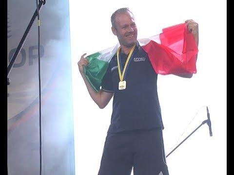 Телеканал ІНТБ: Італія попереду: Чемпіонат світу з водно-моторного спорту завершився