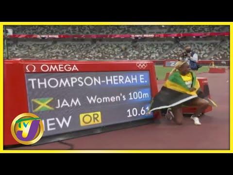 Elaine Thompson-Herah | TVJ Sports Commentary - Sept 1 2021