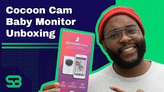 Cocoon Cam Baby Monitor Unboxing