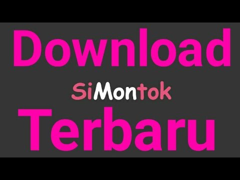 Cara Download Aplikasi Simontok Terbaru 2019 Youtube