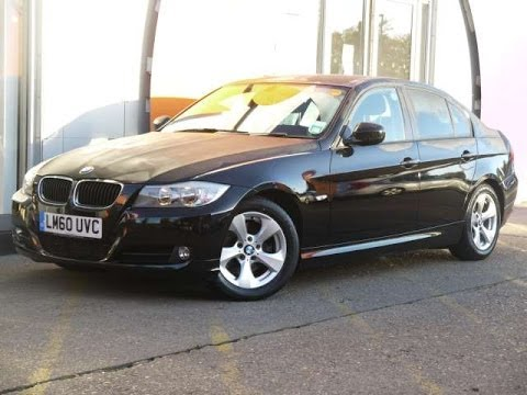 review our 2010 bmw 320d efficientdynamics 163 saloon for sale in hampshire youtube. Black Bedroom Furniture Sets. Home Design Ideas