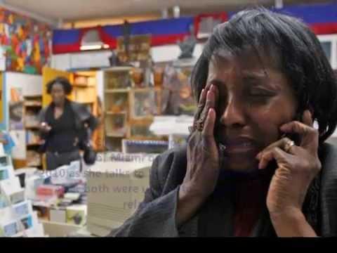 Haiti's tears.