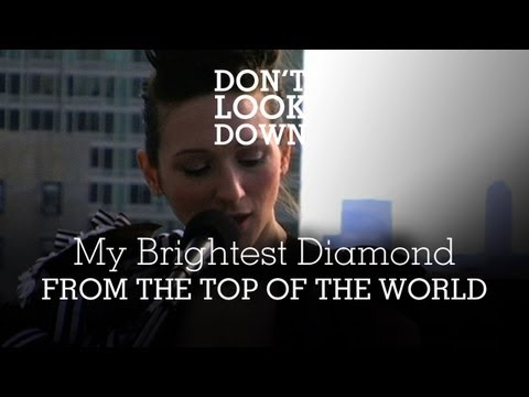 Music video My Brightest Diamond - From the Top of the World