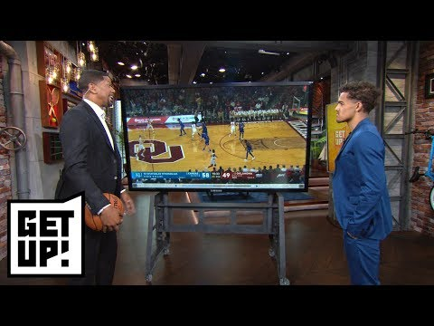 Jalen Rose and Trae Young break down game film | Get Up! | ESPN