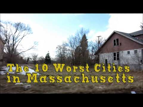 The 10 Worst Cities In Massachusetts Explained